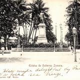 Estatua de Gutiérrez Zamora