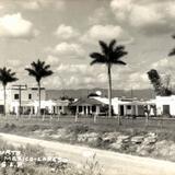Hotel Palma Courts, en la Carretera México - Laredo