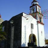 Parroquia de San Lucas Tecopilco, Tlax. Octubre/2012