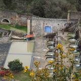 Fuentes en la ex-hacienda de Santa María Regla. Noviembre/2012