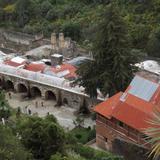 Ex-hacienda de Santa María Regla, Hidalgo. Noviembre/2012