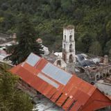 Ex-hacienda de Santa María Regla, Hgo. Noviembre/2012