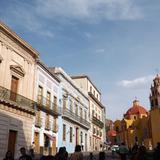 La colonial ciudad de Guanajuato. Noviembre/2012
