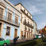 Arquitectura colonial en Guanajuato. Noviembre/2012