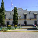 Palacio municipal de Tetla de la Solidaridad. Enero/2013