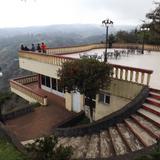 El mirador de las cascadas de Naolinco, Ver.