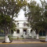 Hermosas residencias del Paseo Montejo. Mérida. Abril/2013
