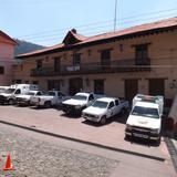 Palacio municipal, Mineral del Chico. Mayo/2013
