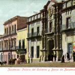 Palacio de Gobierno y Banco de Zacatecas