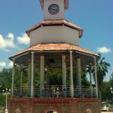 Kiosco de la Plaza Principal