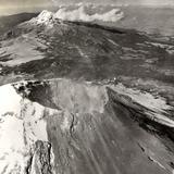 Los volcanes Popocatépetl e Iztaccíhuatl