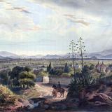 Vista desde Tacubaya