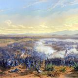 Invasión estadounidense de 1847: Batalla de Magdalena Contreras