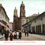 Catedral y Calle del Teatro