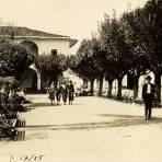 Parque de Huatusco (circa 1925)