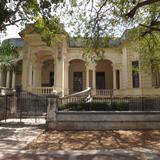 Antigüas residencias de la época del henequén. Abril/2013