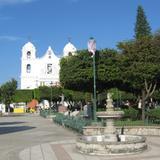 Parroquia y Plaza Principal