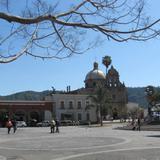 Por la Plaza de las Fuentes
