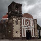 Parroquia de Tetla, Tlaxcala. Octubre/2013