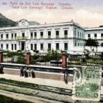 Asilo de San Luis Gonzaga