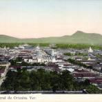 Vista panorámica de Orizaba