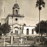 Jardín y Templo del Sagrado Corazón