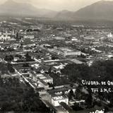 Vista aérea de Orizaba
