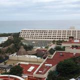 Zona hotelera de Punta Cancún. Noviembre/2013