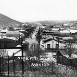 Vista de Nogales
