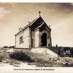 Capilla de Maximiliano, en el Cerro de las Campanas