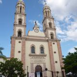 Catedral de Culiacan.