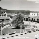 Plaza principal Comitan Chiapas