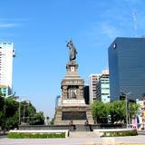 Monumento a Cuauhtémoc, Avenida Reforma