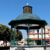 Kiosco en el Centro