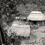 Chozas campesinas en Tamazunchale