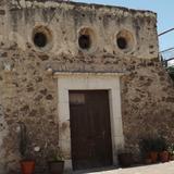 Antigüa construcción conservada en Hotel Real de Minas Inn. Abril/2014