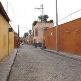 Calles del centro de San Miguel de Allende. Abril/2014