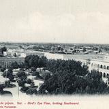 Vista panorámica de Mérida