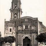 Templo de Santa María Tonantzintla
