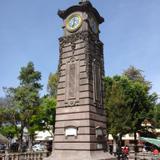 Reloj del Jardin Colon.