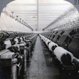 Máquinas cardadoras de algodón (1912)