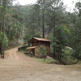 Centro ecoturistico Cascadas de Tulimán. Marzo/2014