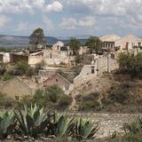 Pueblo Fantasma en Pozos. Abril/2014