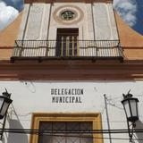 Edificio de la Delegación Municipal en Pozos. Abril/2014