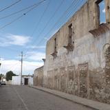 Camino a San Luis de la Paz y ruinas de Mineral de Pozos. Abril/2014