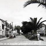 Escena Callejera 1945