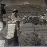 El Ixtaccihuatl