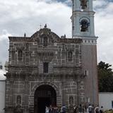 Parroquia de Santa María Acuitlapilco. Junio/2014