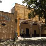 Ex-convento franciscano siglo XVI (Museo Regional de Tlaxcala). Agosto/2014