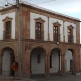 Portales en el pueblo mágico de Pozos. Abril/2014